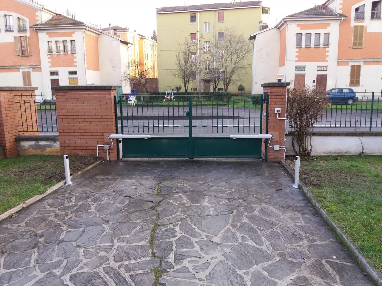 Cancello Battente HI-SPEED